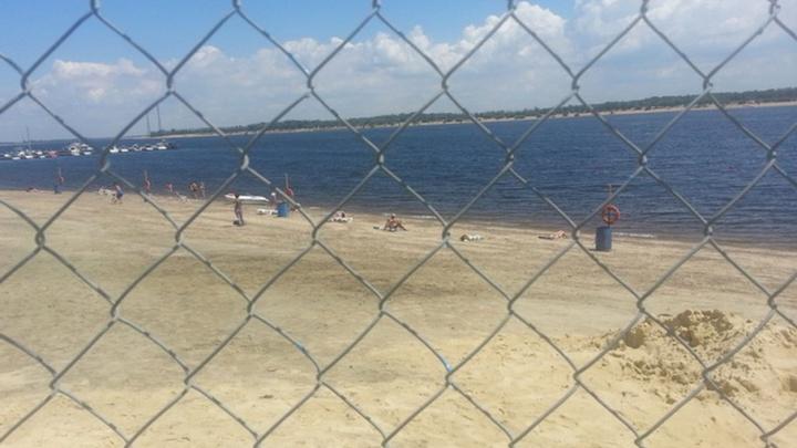 Волгоград останется в этом году без Центрального пляжа
