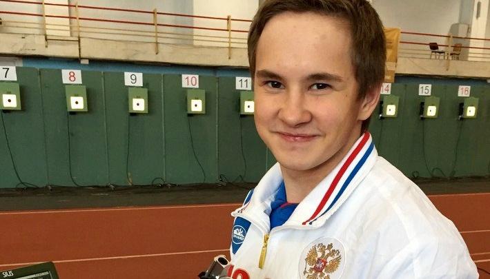Бронзовую медаль первенства Европы завоевал стрелок из Северодвинска Михаил Исаков