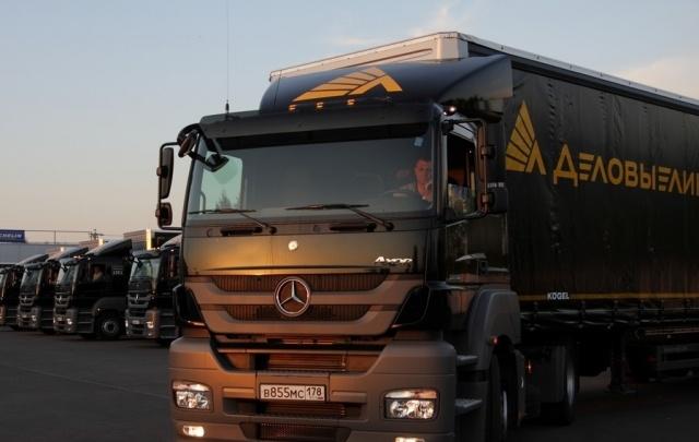 Компания-грузоперевозчик «Деловые Линии» получила признание клиентов