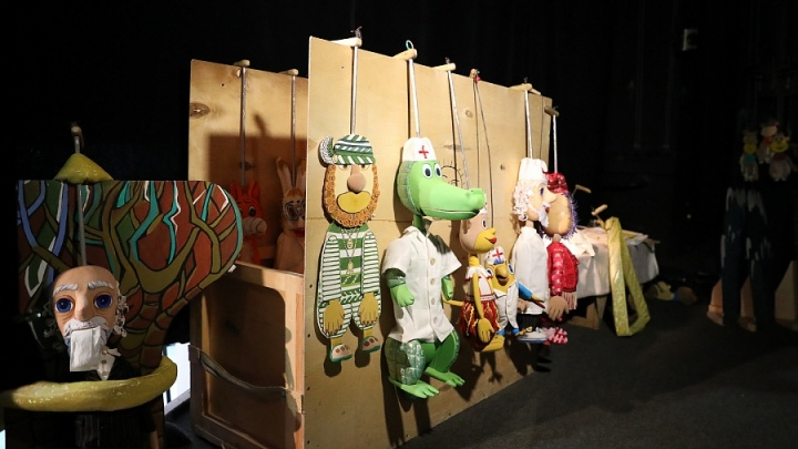 Волгоградский театр кукол переедет из столовой в кинотеатр