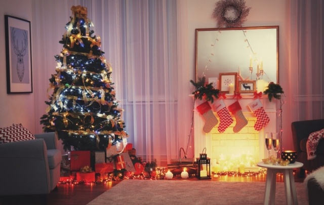 Интерьер к Новому году: новинки и скидки