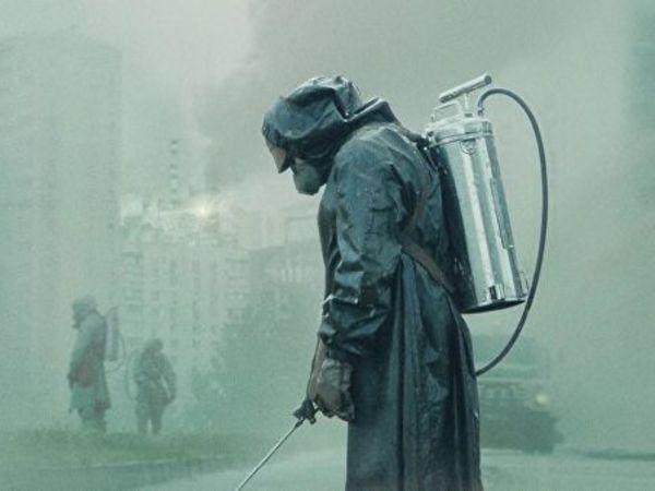 """кадр из сериала """"Чернобыль/НВО/2019"""