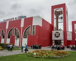 В спорткомплексе «Атлант» прошел День открытых дверей