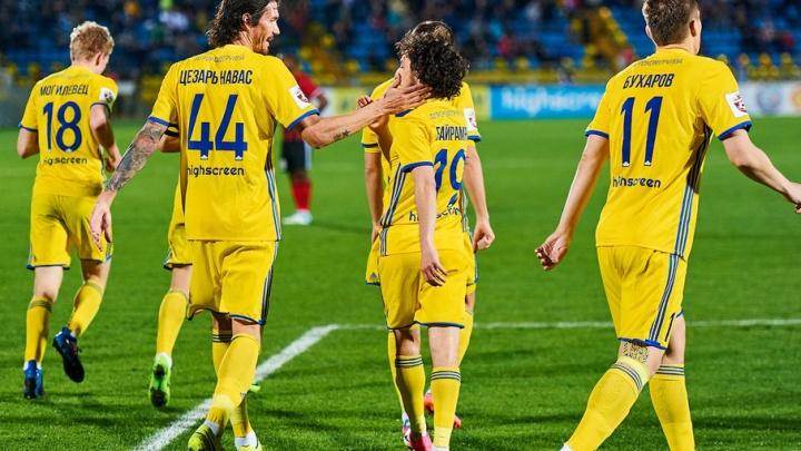 Арбитражный суд вернул ФК «Ростов» апелляцию на взыскание почти 124 тысяч долларов в пользу агента