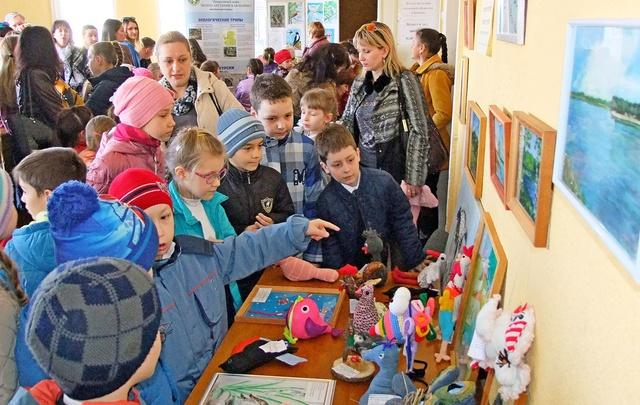 Волгоградские юннаты отметили Международный день птиц