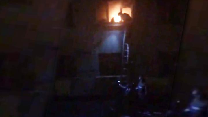 В Ярославле второй раз загорелась одна и та же квартира