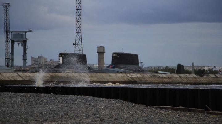 Бушующая стихия: потрясающие кадры Белого моря в непогоду