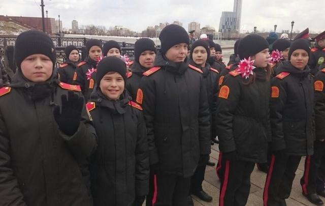 Челябинские кадеты собрали на всероссийском слёте урожай первых мест