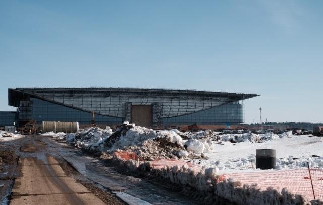 Главная стройплощадка края: изучаем будущее пермского аэропорта