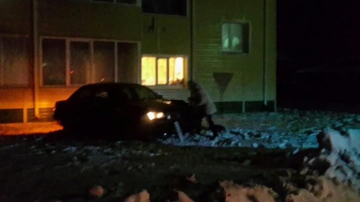 В Нижней Тавде пьяный водитель насмерть сбил женщину