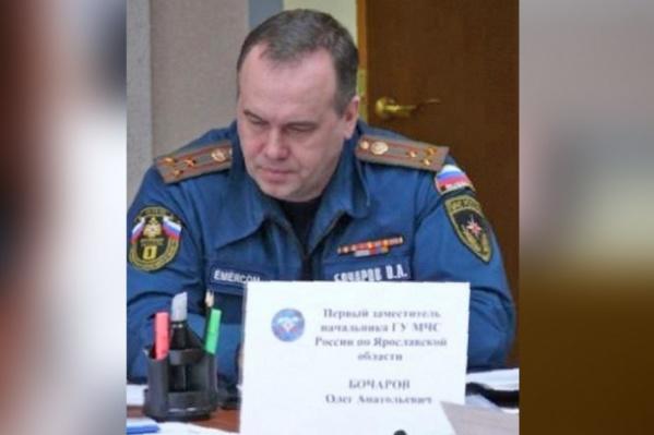 Бочаров заработал больше двух миллионов рублей