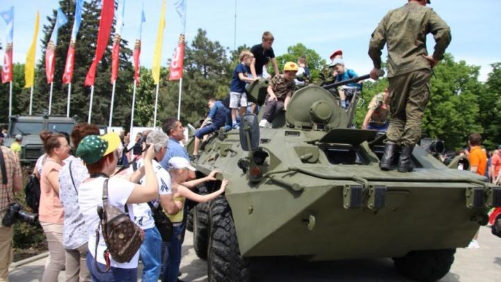Турниры, концерты, мастер-классы: рассказываем, что подготовили ростовские парки на 8 и 9 мая