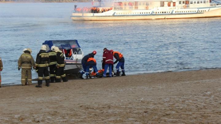 Масштабная «катастрофа» на Волге: взрыв топливного бака на корабле и тонущие люди
