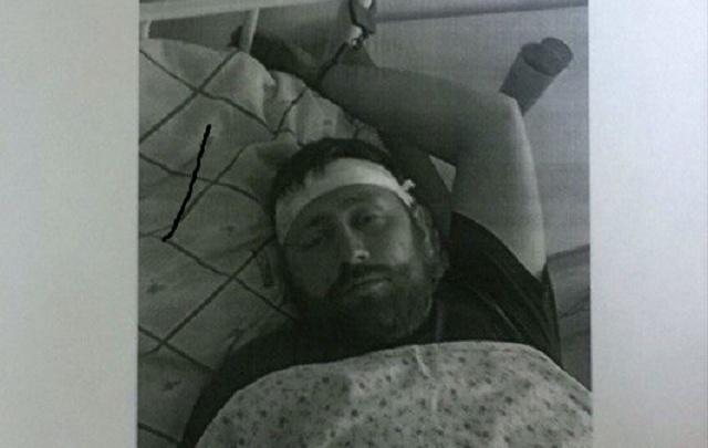 Из ОКБ-2 сбежал арестант: на руке у него могут быть наручники со спинкой от кровати
