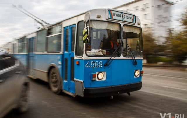 Пассажирам троллейбусов в Волгограде будут раздавать бытовую технику