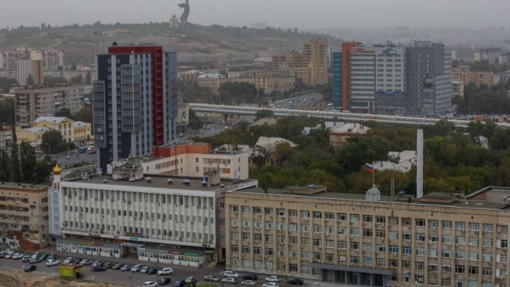 Буря в Волгограде: пожары Волгоградской области заливает дождем