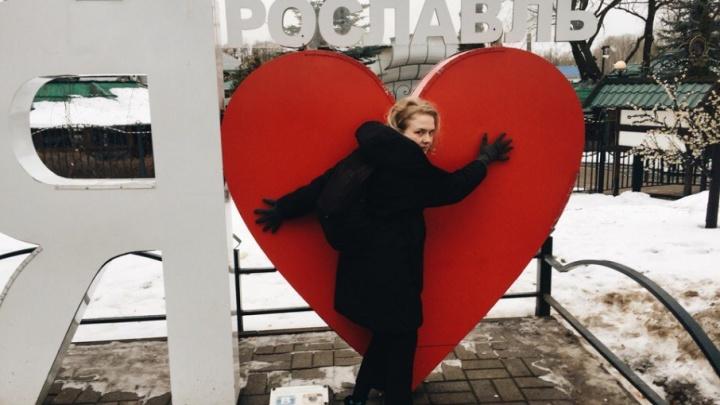 Московская художница нарисовала календарь с видами Ярославля