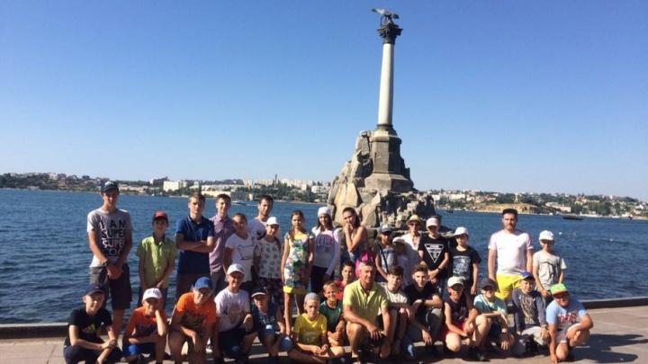 Юные туристы из Ростова стали призерами на всероссийских соревнованиях в Севастополе