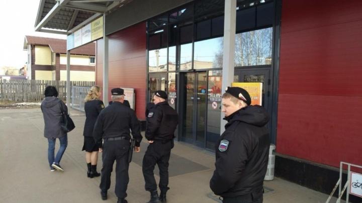 Нашли множество нарушений: в Ярославской области закрыли торговый центр
