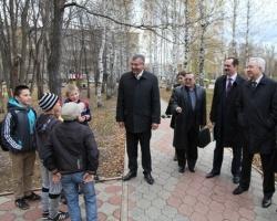 Игорь Сапко поддержал инициативы ОАО «Протон-ПМ»