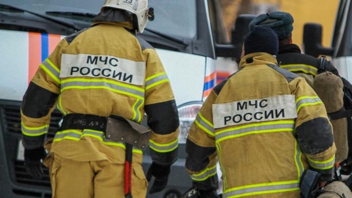 Житель Таганрога пострадал при пожаре в своем доме