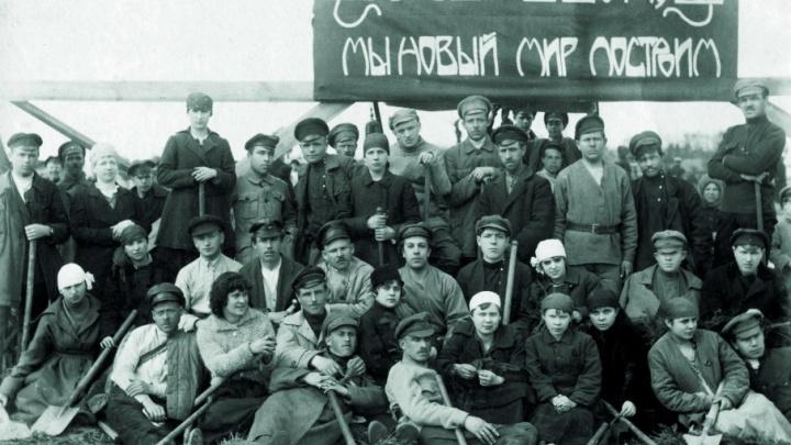 Волга пахла водкой: как ярославцы встретили советскую власть
