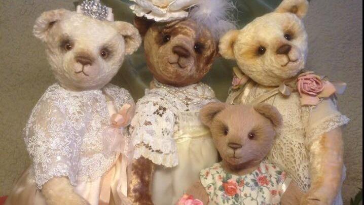 «Это не просто игрушки, это произведения искусства»: в Перми пройдет фестиваль плюшевых медведей
