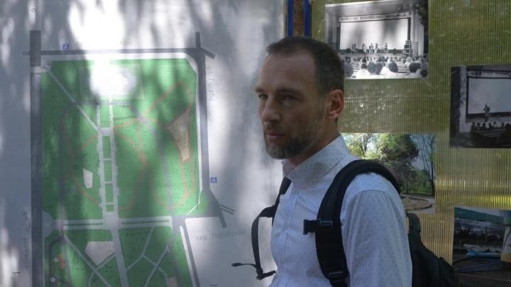 Определился победитель конкурса проектов малых архитектурных форм для Ростова