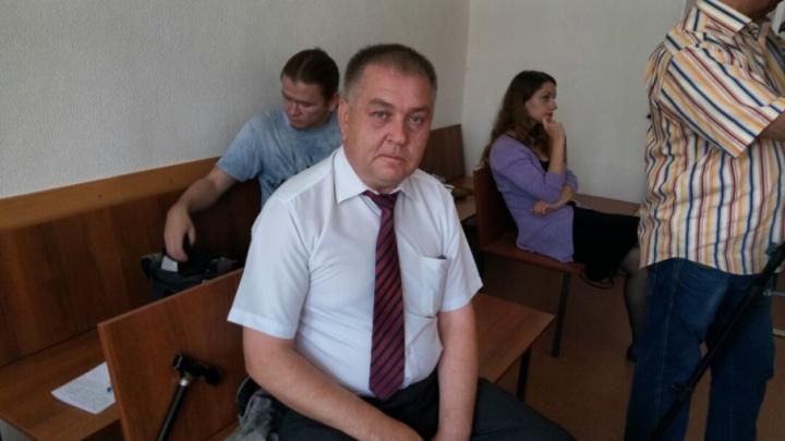 Тюменский суд не поддержал инвалида, требовавшего 10 миллионов с замгубернатора