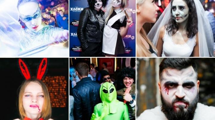Аватары, невеста Чаки и Фредди Крюгер: как ростовчане наряжаются на Хеллоуин