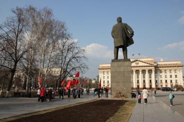 Идею захоронить останки вождя большевиков назвали провокацией