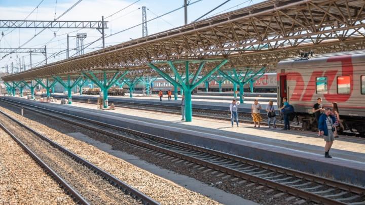 Электрички Самара – аэропорт Курумоч и Сызрань–Мирная пустят по новому расписанию