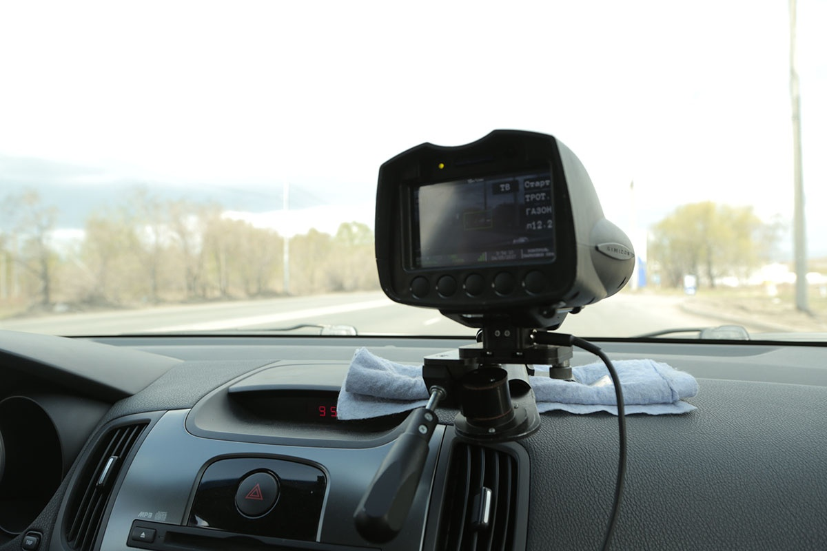Видеорегистраторы и смартфоны со специальным приложением смогут фиксировать нарушение и передавать его напрямую в ГИБДД