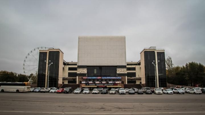 Балкон Театра им. Горького на время мундиаля отдадут VIP-болельщикам