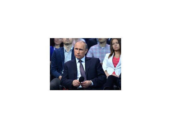 Пресс-служба президента России