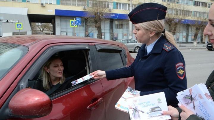 Чистых автомобилей в Волгограде станет значительно больше