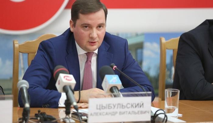 И.о. главы НАО Цыбульский: «Президент не ставил задачу объединить нас с Архангельской областью»