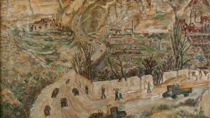 Разрушенный Сталинград Ольги Соколовой выставят в Волгограде