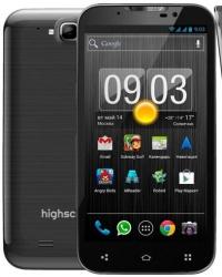 Alpha GTX – бюджетный смартфонопланшет от Highscreen
