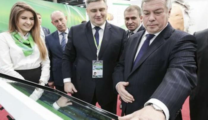 Василий Голубев: в 2017 году ждем не менее 9 млн тонн урожая зерна