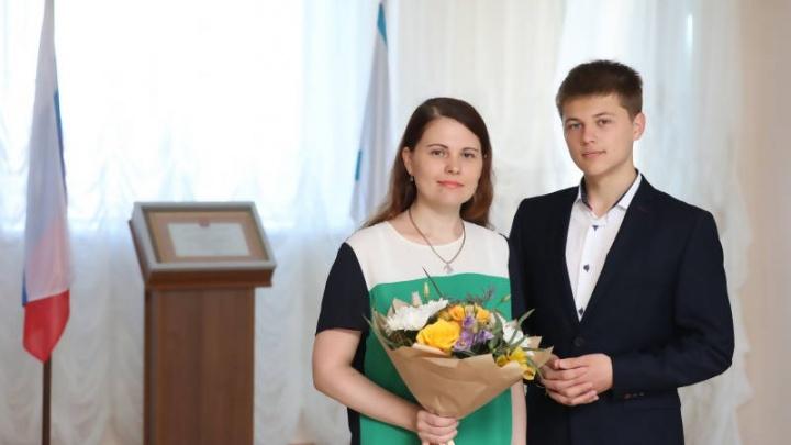 Архангельский выпускник по трем предметам на ЕГЭ получил 100 баллов