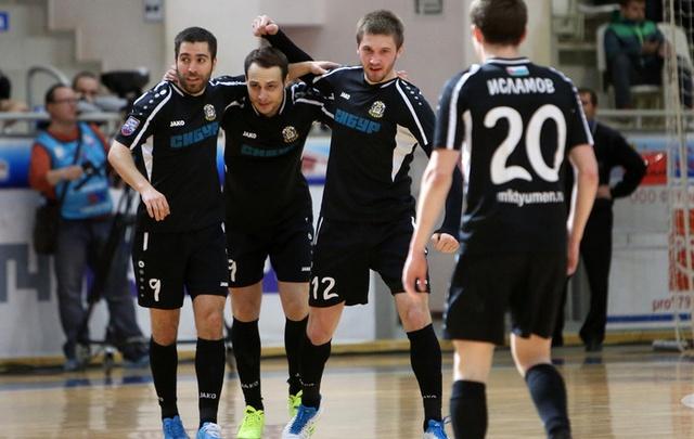 МФК «Тюмень» добивается выхода в плей-офф