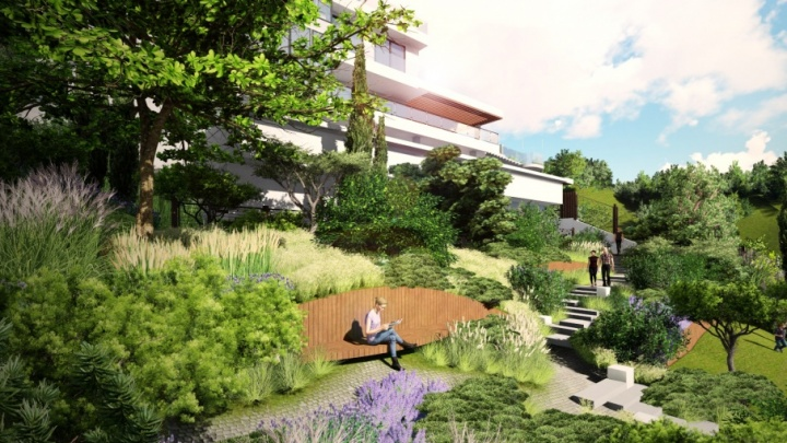 Садовые проекты челябинских дизайнеров получили главный приз профессионального конкурса