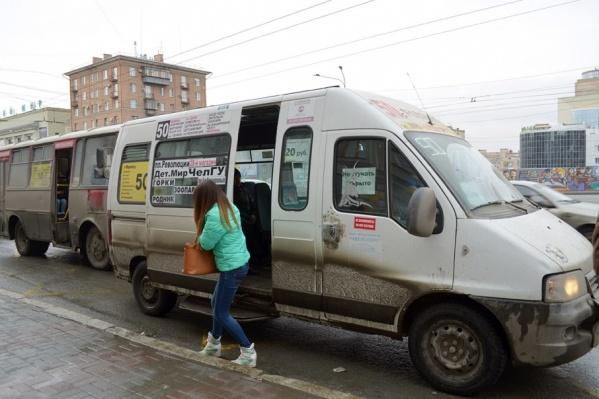 Чиновники и силовики также продолжат борьбу с нелегальными маршрутчиками