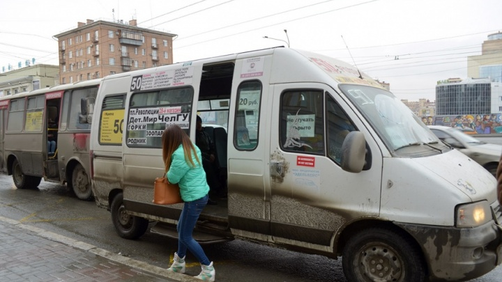 Общественный транспорт Челябинска помоют к приезду Путина