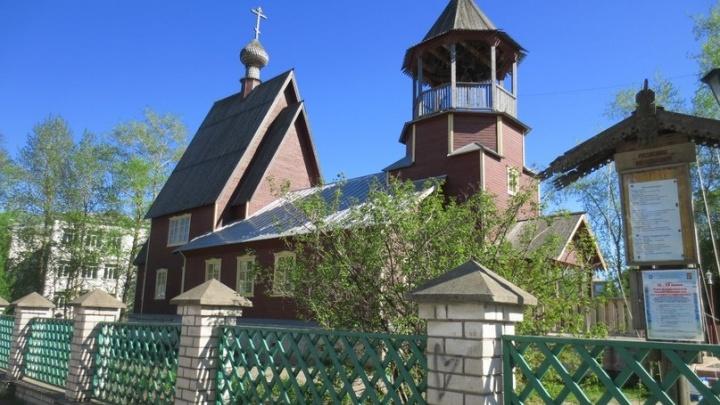 Алкоголь и сквернословие «телепортировали» жителя Новодвинска из храма в полицию