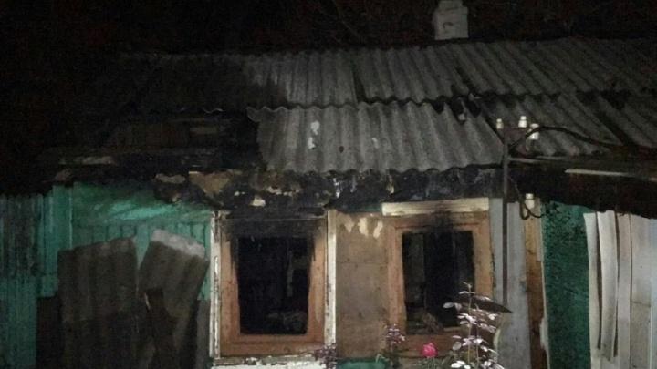 Житель Шахт погиб при пожаре из-за невыключенного паяльника