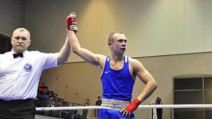 Северодвинский спортсмен стал бронзовым призером всероссийского турнира по боксу