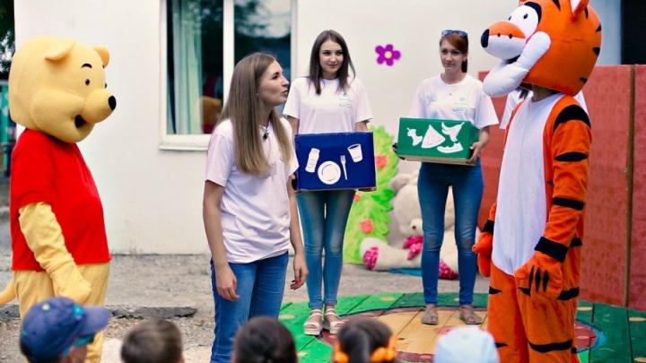 Молодежь «ЕвроХим-ВолгаКалия» организует акции по борьбе с мусором