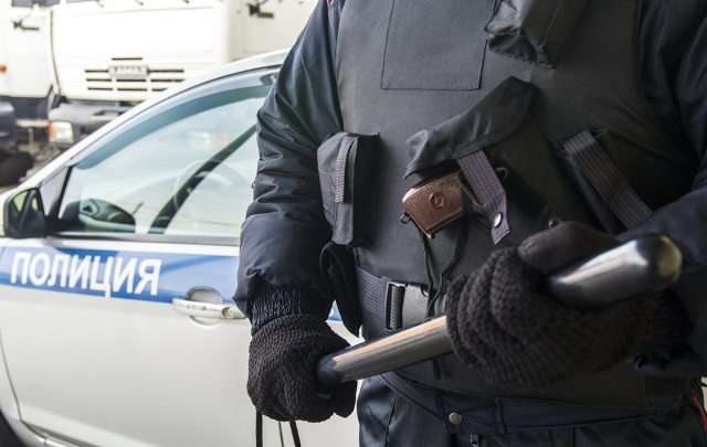 Полиция по горячим следам задержала вора-домушника